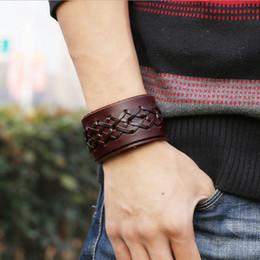 Leather Bracelets For Men Popular Rock Band Slipknot Multilayer Leather Bracelet Men Womens Wristband Hand Craft Glass Cabochon Bracelets