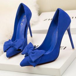 $enCountryForm.capitalKeyWord UK - Fashion Office Shoes Women High Heel Spring Women Pumps Sweet women shoes Sexy Heels Pumps Pointed Toe Wedding Shoes z305-2