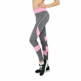 7ae31e1734b 2019 sportswear for women bodybuilding grey slim sexy legging female pants  sale Hot sale patchwork heart hip leggings