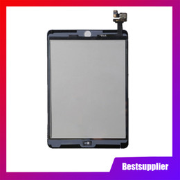 ipad mini screen adhesive Australia - For ipad mini 3 Touch Screen Touch Glass Screen Panel Digitizer Adhesive Glue Sticker Replacement With IC Conector