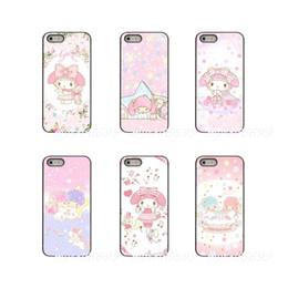 $enCountryForm.capitalKeyWord Australia - Pink Cartoon My Melody little twin stars Pattern Hard Phone Case Cover For Samsung Galaxy A3 A5 A7 J2 J3 J5 J7 2015 2016 2017 Europe Prime