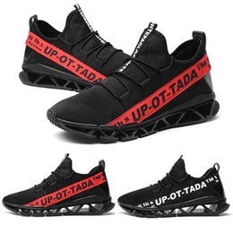 Wholesale 2020 HOT cool style9 white red black Lace-Up soft cushion young MEN boy Running Shoes low cut Designer trainers Sports Sneaker