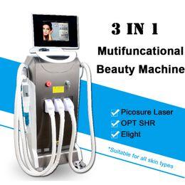 $enCountryForm.capitalKeyWord NZ - Picosure ND YAG LASER Tattoo Removal System Lip Line Eyebrow Callus Removal OPT SHR Hair Reduction Elight Skin Care Device