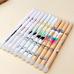 $enCountryForm.capitalKeyWord UK - 2019 Cute Kawaii Cartoon Silicone Rubber Creative Double Eraser For Erasable Pens Korean Stationery Student 2740