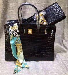 e41b6db60e Handbag Ring Handle Australia - bag shoulder tote Scarves bags handle Wraps  lady bride Muffler wholesale