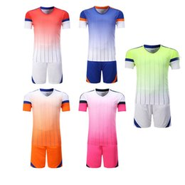 $enCountryForm.capitalKeyWord NZ - Football Clothes Manufacturers Custom Sports Football Training Suit Men And Women Light Board Team Clothing Football XXS XXXXL jooyoo