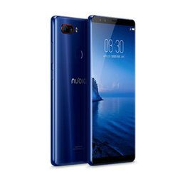 Google Touch Screen Australia - Nubia Z17S Original Phone 5.73 inch ZTE Nubia Z17 S Mobile Phone With 4 Cameras 2040x1080 Full Screen snapdgragon 835 ( MSM8998) octa core