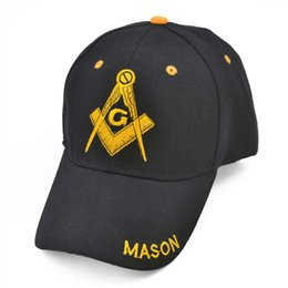 $enCountryForm.capitalKeyWord UK - new embroidery Masonic baseball cap Men Freemason Symbol G Templar Freemasonry hat Men women snapback hats