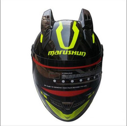 face off motorcycle helmet Australia - Yellow black color racing helmets motorcycle helmet full face helmet off road moto casco professional rally knight safety helmet