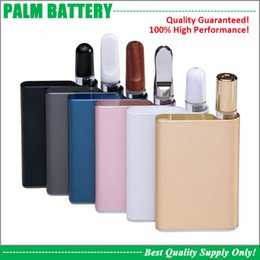 ActivAte bAttery online shopping - Premium Cartridge Battery Palm Kit mAh Rechargeable Airflow Activated Thread Buttonless Vaporizer Mod High Performance