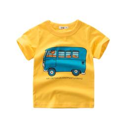$enCountryForm.capitalKeyWord UK - Fashion Cotton Character Boys Girls T-shirts Children Kids Cartoon Print T Shirts Baby Child Tops Clothing Tee 1-10 Years Y190516