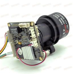 5x Zoom Camera Australia - Motorized 5x Video Zoom Lens Onvif 4MP IP Camera Module OV4689 CMOS New CCTV Security Camera Main Board PCB SIP-E4689DSML-27135