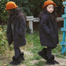$enCountryForm.capitalKeyWord Australia - Big Girls 60% Woolen jacket for Winter Thicken Elegant kids Coat Fall Overcoats Children's Clothing Thermal Outwear