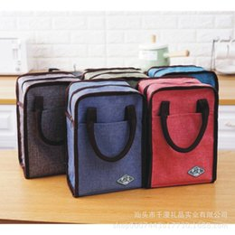 In Oxford Cloth Aluminum Foil Insulation Ice Bag 20l Large Capacity Portable Ice Pack Waterproof Zipper Messenger Shoulder Exquisite Workmanship