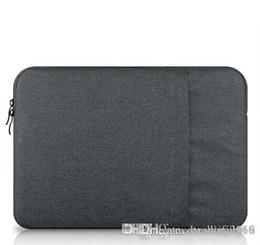 Purple Tablet Bag Australia - Happy Brand Waterproof Crushproof Notebook Computer Laptop Bag Laptop Sleeve Case Cover For 11 12 13 14 15  15.6 inch Laptop&Tablet
