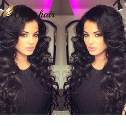 Designer Full Lace wigs 100% Brazilian Remy Human Hair wigss Body Wave Wavy Hair wigss Front Lace wigs Bella Hair Free
