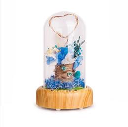 $enCountryForm.capitalKeyWord UK - Wishing streamer bottle decoration lamp to send friends lover gift Bluetooth stereo night light