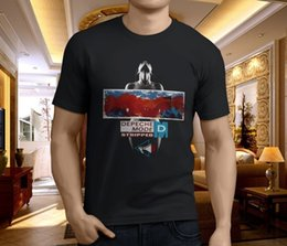 Black Strip T Shirt Australia - New Popular DEPECHE MODE STRIPPED English Electro Men's Black T-Shirt Size S-3XL Men Women Unisex Fashion tshirt Free Shipping