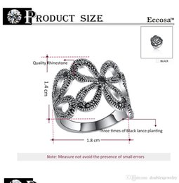 diamond cluster rings wholesale Australia - The explosion of vintage jewelry alloy diamond ring ring ring and Little Daisy female small wholesale jewelry wholesale manufacturers