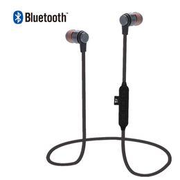 Stereo Recorder Australia - FGHGF GF01 MP3 Player Bluetooth Headphone Wireless Sport Headset MP3 Player Stereo Earphone TF Card Earphones Max to 32GB