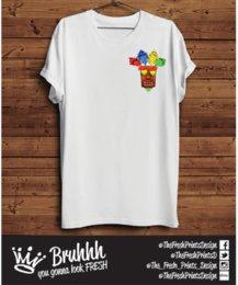 Playstation Games Free Australia - Crash Bandicoot Aku Mask Logo T Shirt Playstation Game Hipster Unisex GiftFunny free shipping Unisex Casual Tshirt