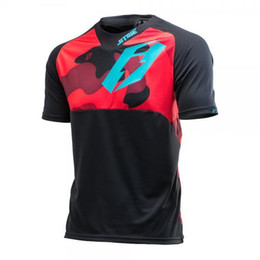 $enCountryForm.capitalKeyWord Australia - Wholesale Motocross t shirt FIT For JITSIE Trials Jersey Downhil Mountain Bike Shirt MX short sleeved sweatshirt Ice cold feel