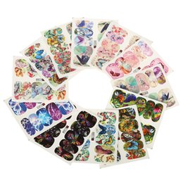 Wholesale Used Sheets Australia - 12 Sheets Set natural and exquisite Nail art Decal Decorations Stickers Elegant style Manicure Accessories use in natural nails