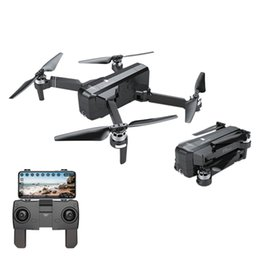 drone gps NZ - Global Drone F11 Drone Four-Axis Aircraft Remote Control Aircraft 1080P Aerial Folding Gps Aerial Children'S Toy Four-Ax