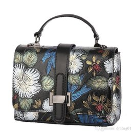 0c2c04898c8c Pop2019 Pink Sugao Designer Shoulder Bag Women Luxury Crossbody Handbag  Flower-printed Bags China Style Bag Famous Brand Genuine Leather Bag