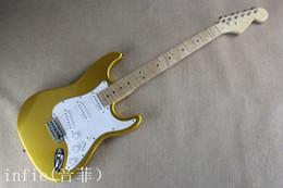 $enCountryForm.capitalKeyWord Australia - Free Shipping Best Custom Shop Stratocaster Master built 59 Custom Stratocaster Electric Guitar Gold Electric Guitar