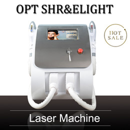 $enCountryForm.capitalKeyWord Canada - OPT SHR IPL Laser hair removal machine 2 handles 600,000 shots Elight Skin Rejuvenation OPT SHR Beauty Equipment