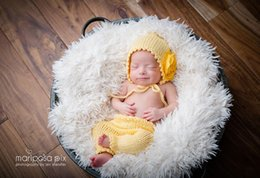 $enCountryForm.capitalKeyWord Australia - Film studio children photographic clothing neonatal sweater suit hand knitted baby photographic clothing wholesale in Europe and the United