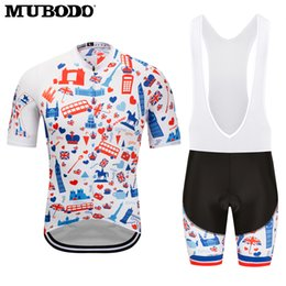 Flag Cycling Jerseys Australia - Fashion UK Flag Style Cycling Jersey New  Arrivals with Zipper Shirt e611916df