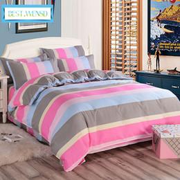 $enCountryForm.capitalKeyWord Australia - BEST.WENSD Superfine fiber dekbedovertrek' Fashion Quality Bedding Set full Queen king Size 4PCS Jacquard Duvet Cover bedspread
