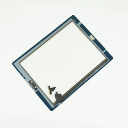 Ipad sensors online shopping - For iPad iPad2 iPad3 iPad4 Touch Screen Digitizer Sensor Glass Panel with Homebutton