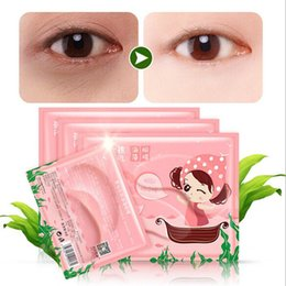 $enCountryForm.capitalKeyWord Australia - DHL 540pcs low price PILA GIRL Seaweed eye masks PILATEN Crystal Eyelid Mask Black Eye Face Skin Care hydrating Eye Mask