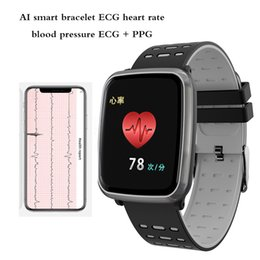 Sim Compatible Smart Watch Australia - 2019 Smart Watches Wristband Android Watch Smart SIM Intelligent Mobile Phone Sleep State Smart watch Retail Package