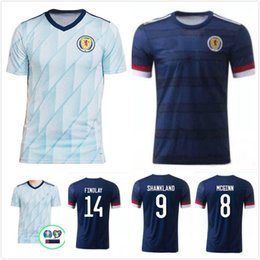 soccer jerseys thai free shipping 2020 - Free shipping newest Thai quality 2020 2021 Scotland Soccer Jerseys 2020 Scotland home man + kids FRASER 11 BURKE 9 foot