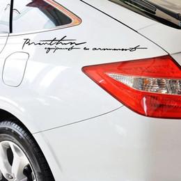 $enCountryForm.capitalKeyWord Australia - Dewtreetali Stickers Life is Beautiful Car Stickers Vinyl Decal Personality Waterproof Accessories Vinyl Decal Personality