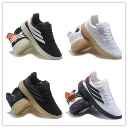 Shoes Repair Australia - 2018 new Sobakov men's and women's 450 casual shoes high quality breathable rubber sole repair men's and women's outdoor sports shoes size