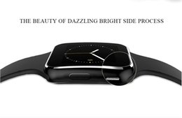 Touch Screen Watches For Men NZ - New X6 Smart Watch with Camera Touch Screen Support SIM TF Card Bluetooth men Smartwatch for iPhone Xiaomi Android Phone