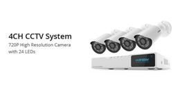 $enCountryForm.capitalKeyWord Australia - H.VIEW 4CH 720P Video Surveillance Kit Camera Video Surveillance Outdoor CCTV Camera Security System Kit CCTV System for Home