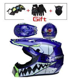Pink full face motorcycle helmet online shopping - Hotsaele Child Adult off road motorcycle motorbike helmet ATV Dirt bike Downhill MTB DH racing helmet motocross helmet H