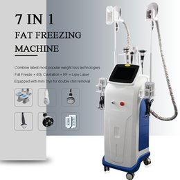 $enCountryForm.capitalKeyWord Australia - Professional ultrasonic liposuction cavitation slimming machine zeltiq fat freeze device rf skin tighten lipo laser fat removal equipment
