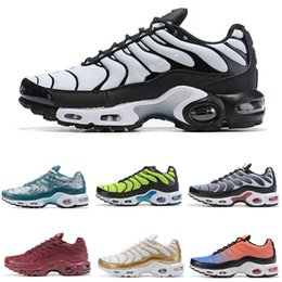 $enCountryForm.capitalKeyWord NZ - 2018 Plus QS TN running shoes for men women designer tns Zapatillas Hombre femme sneakers Athletic jogging sports Trainers size 36-46