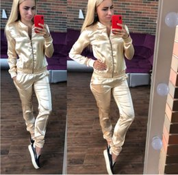 sweatsuits women 2019 - FGH11 Women Sport Tracksuit Hoodies + Pants 2 Piece Woman Set Outfit Hollow Out Solid Color Womens Sweat Suits Sweatsuit