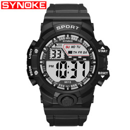 $enCountryForm.capitalKeyWord Australia - SYNOKE Sport Outdoor Watch Men Digital Watch Alarm G Clock 3Bar Waterproof Watches LED Display reloj hombre