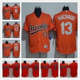 fe4b7f17ba2 Baltimore Orioles Jersey Xl Black Australia - 2017MLB baseball jerseys  Baltimore Orioles 13 Manny Machado Preakness