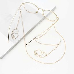Wire Eyeglasses Australia - Glasses Wearing Neck Holding Wire Adjustable Sunglasses Neck Cord Strap Eyeglass Glasses String Sunglasses accessories