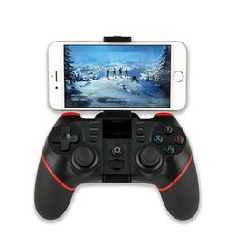 Joystick For Tablet Australia - Original T6 Bluetooth Gamepad Wireless Game Controller For Android IOS TV Box PS3 Tablet PC Computer Laptop Game Console Joystick